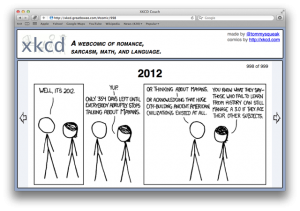 Introducing XKCD Couch
